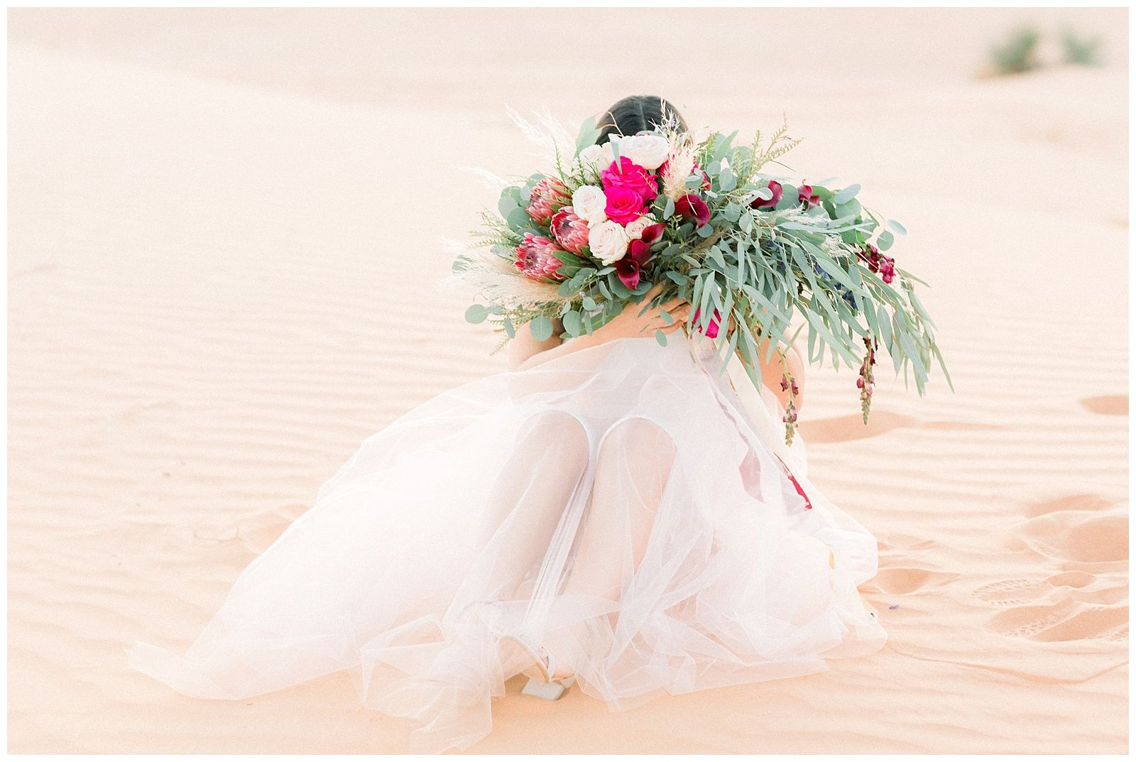 Red Sands El Paso Tx Yasmin Jered Wedding Dream Wedding