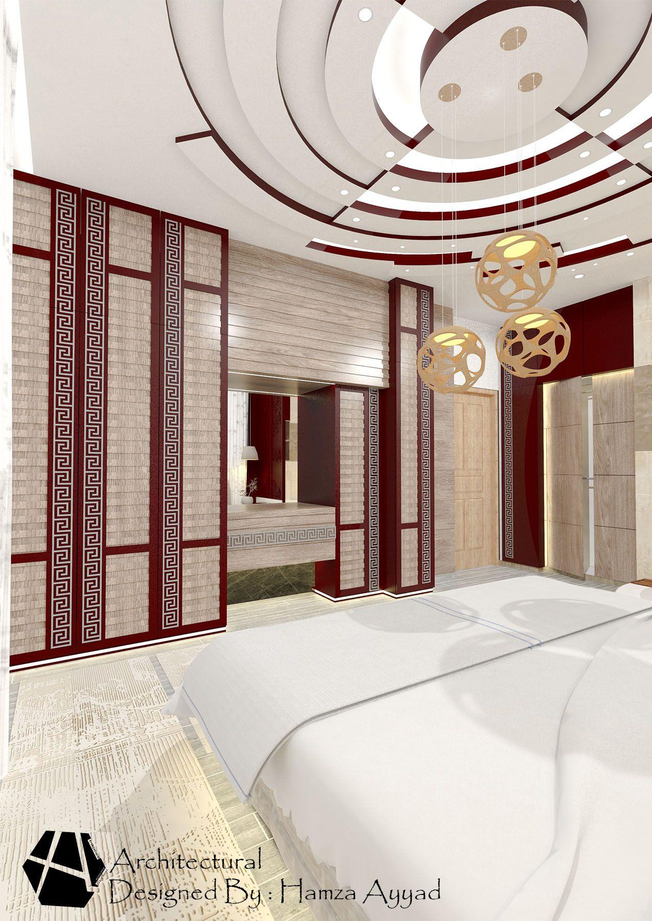 Arc Hamza Ayyad Bedroom design Bedroom