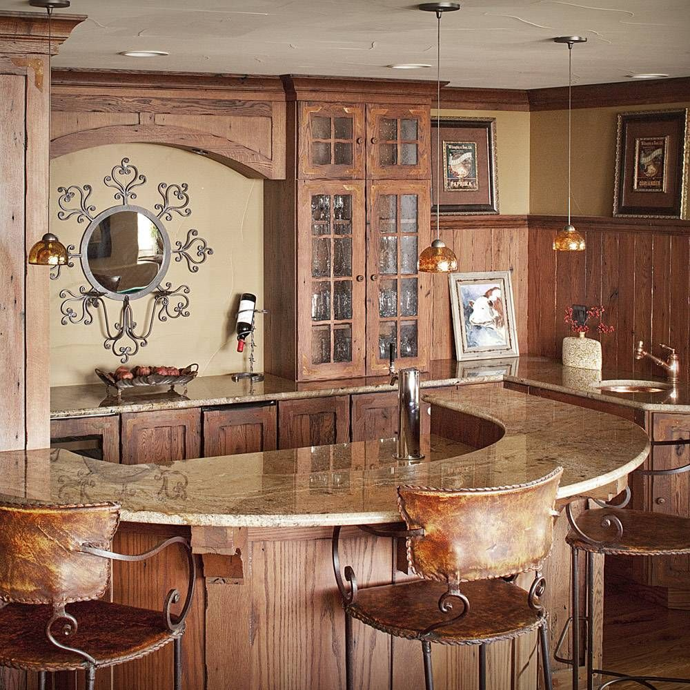 custom designed bar in a colorado basement home bars for rh pinterest ca