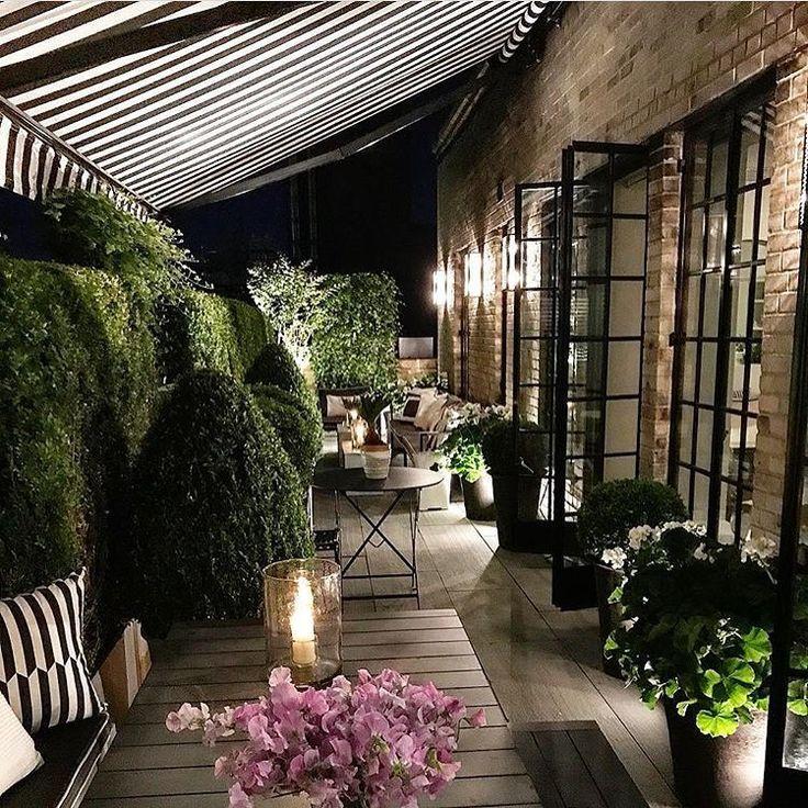 """Wie 239 Mal, 7 Kommentare – @interior_delux auf Instagram: """"Atemberaubend! Rooftop"""