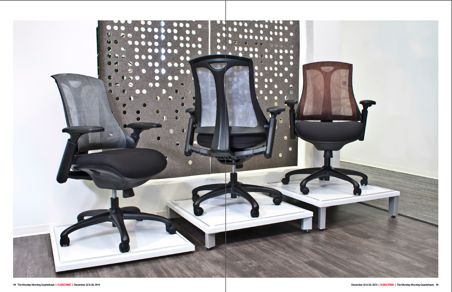 Marvelous Mmqb Article Featuring Ergo Contract Furniture Has More Than