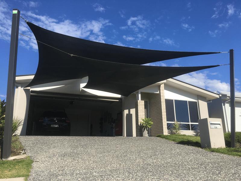 Carport In 2020 Shade Sail Carport Shade Shade Structure