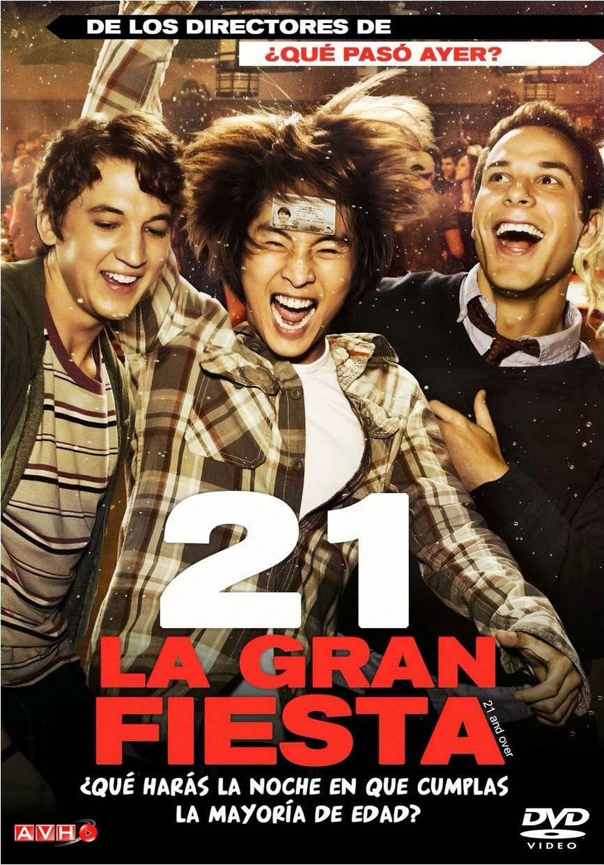 21 La Gran Fiesta Disfrutala En Dvd Este Fin De Semana Cineenbogota Cine Dvd Peliculas