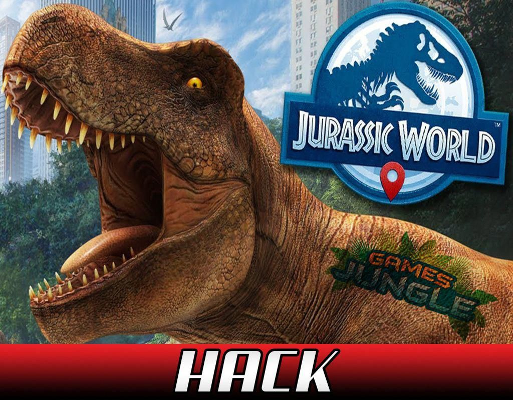 Jurassic World Alive is a relatively new game featuring an
