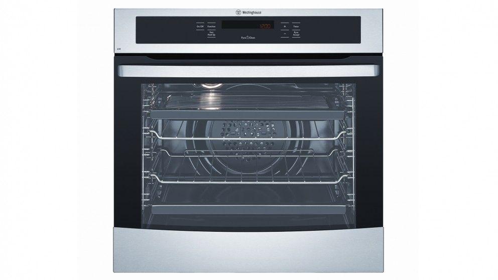 westinghouse wvep618s 80l multifunction oven stainless steel rh pinterest com