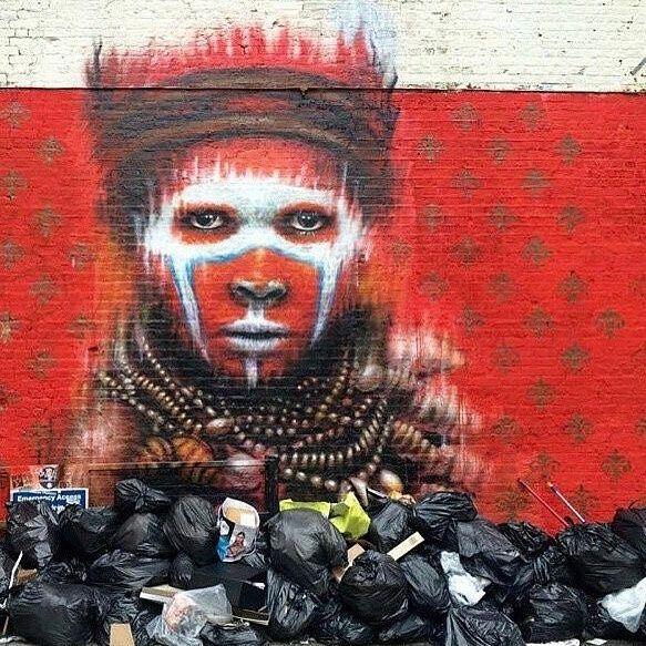 Artist: Dale Grimshaw  Location: London #graffiti #urbanart #art #artist #incredible #cool #instacool #fantastic #fashion #glamour #instacolor #fun #love #girl #picscolor #amazing #pubblicità #streetart #life #lifestyle #dreamers #instaart #urban #likes #instafashion #peace #beautiful #black #white #modernart by 3x_street_art
