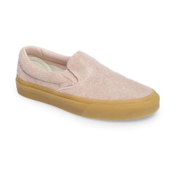 a1fa03965c61 Women s Vans Classic Slip-On Sneaker (€51) ❤ liked on Polyvore featuring  shoes