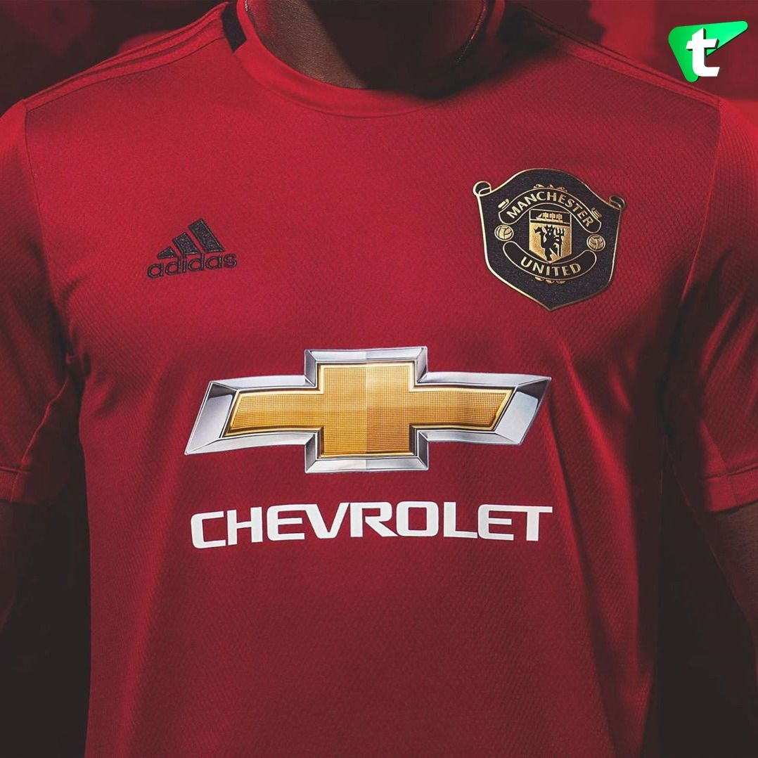 Manchester United Have Unveiled Their New Home Kit For The 2019 20 Season Manchester United Champions League Final Sir Alex Ferguson