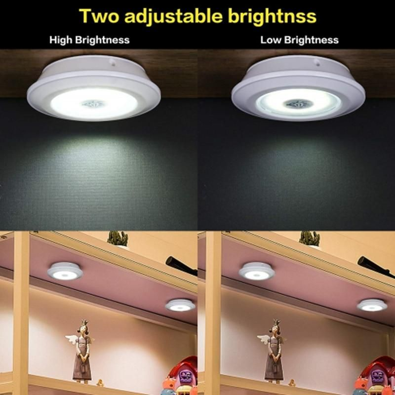 Dimmable Led Under Cabinet Light With Remote Control In 2020 Cabinet Lighting Under Cabinet Lighting Led Under Cabinet Lighting