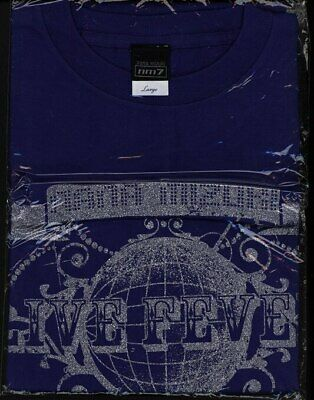 Nana Mizuki LIVE FEVER 2009 T-shirt ( blue ) L #fashion #entertainment #memorabilia #musicmemorabilia #othermusicmemorabilia (ebay link)
