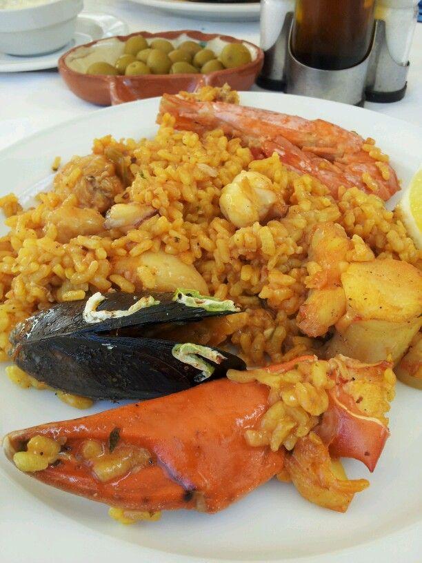 Paella @ Ibiza