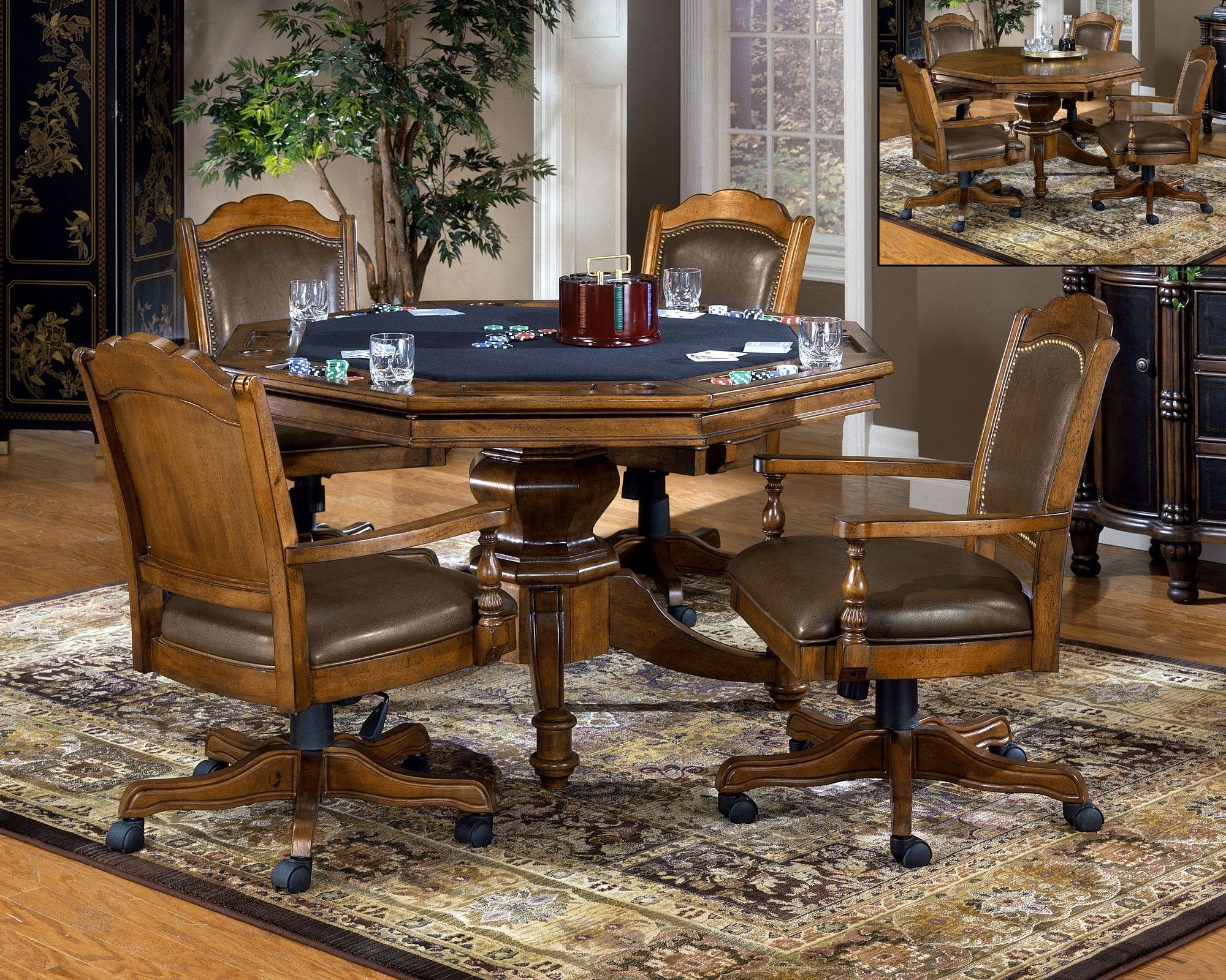 Home poker table and chairs set coiffeur mandelieu casino