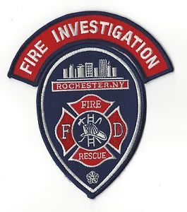 Image result for rochester ny fire dept patch image