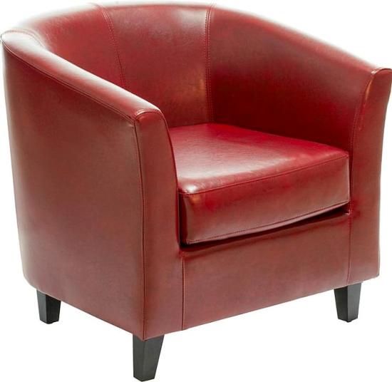 prescott club chair oxblood red gdfstudio ideas for club chairs rh pinterest com