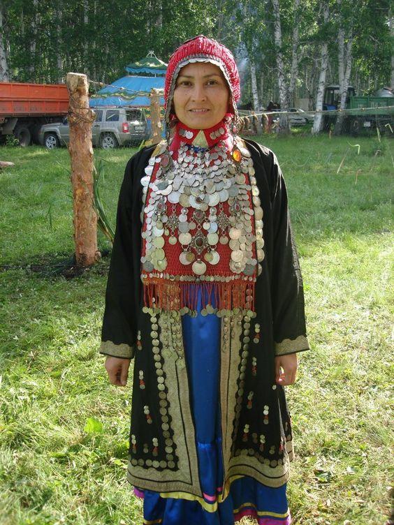 Башкирский национальный костюм | Повседневные наряды ...