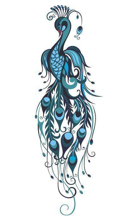 Peacock Sticker • Pixers® - We live to change