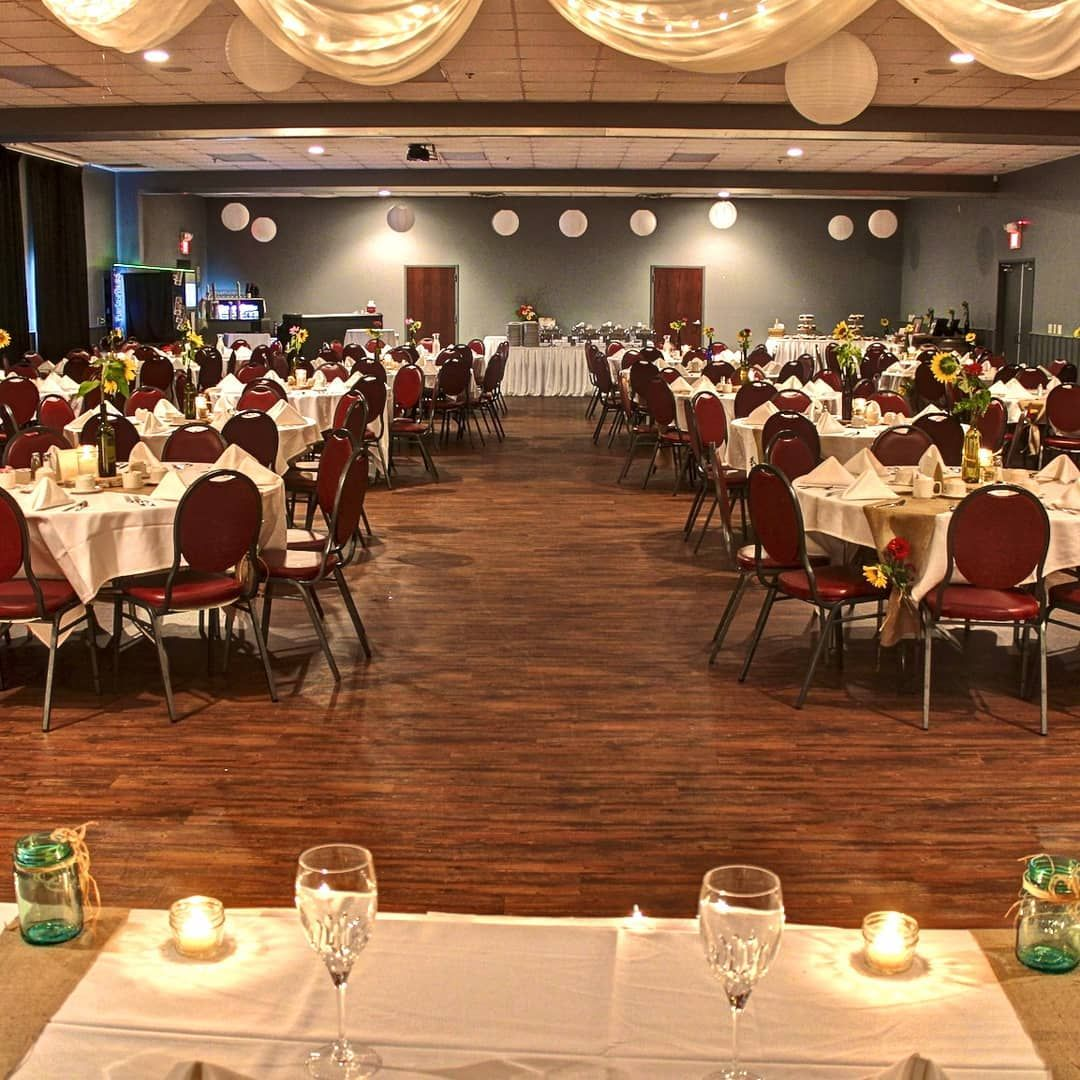 Here Is A Look At What Your Wedding Reception Could Look