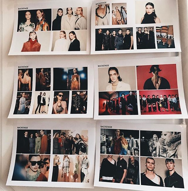 Vilkaise @eachxother näytöksen takahuoneeseen Ellen @viasuzanna:n viemänä! instastories!  via ELLE FINLAND MAGAZINE OFFICIAL INSTAGRAM - Fashion Campaigns  Haute Couture  Advertising  Editorial Photography  Magazine Cover Designs  Supermodels  Runway Models