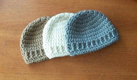 Baby Boy Hut Baby Mädchen Hut Neugeborenen Mütze Hut Häkeln Baby