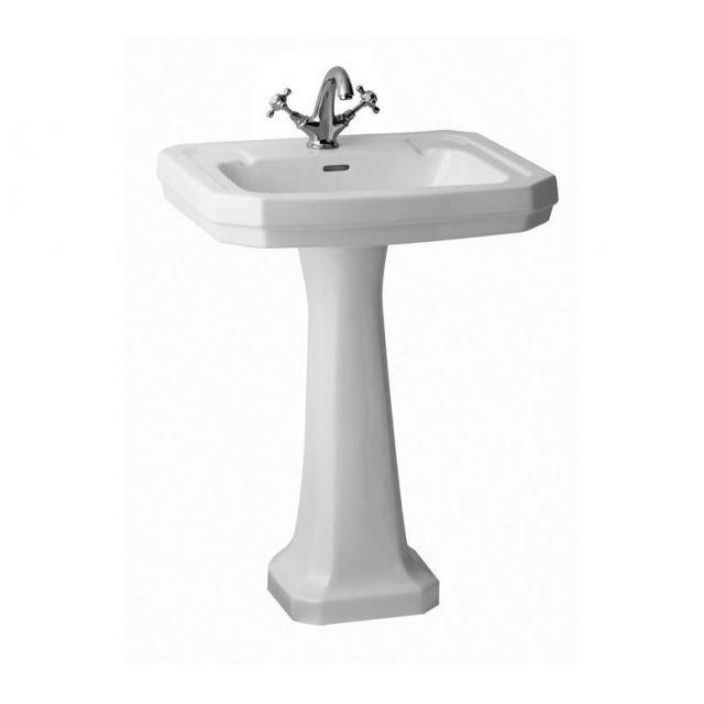 Shires Waverley Victorian 56cm Basin Traditional Bathroom