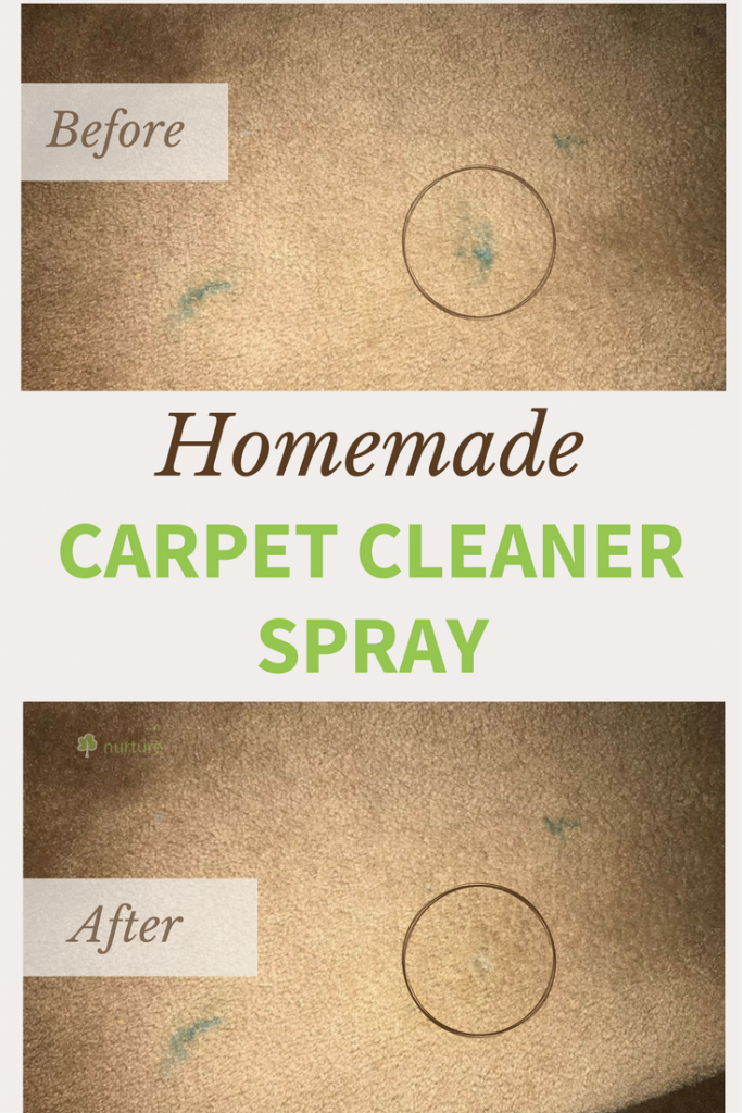 Tackle Stubborn Carpet Stains With This Non Toxic Homemade Carpet