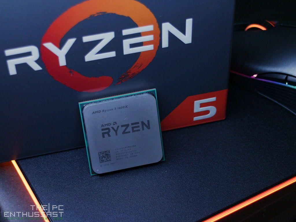 Inredning vedeldad varmvattenberedare : ProcessorsArticles How To Overclock AMD Ryzen 5 (1600X, 1500X) CPU ...