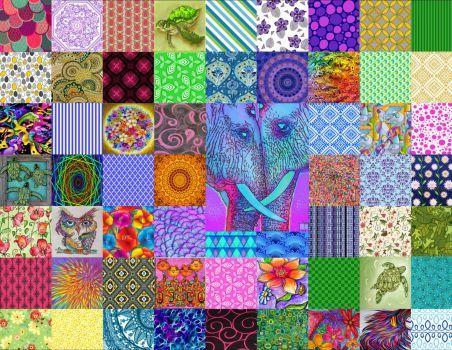 mosaic 174 (320 pieces)