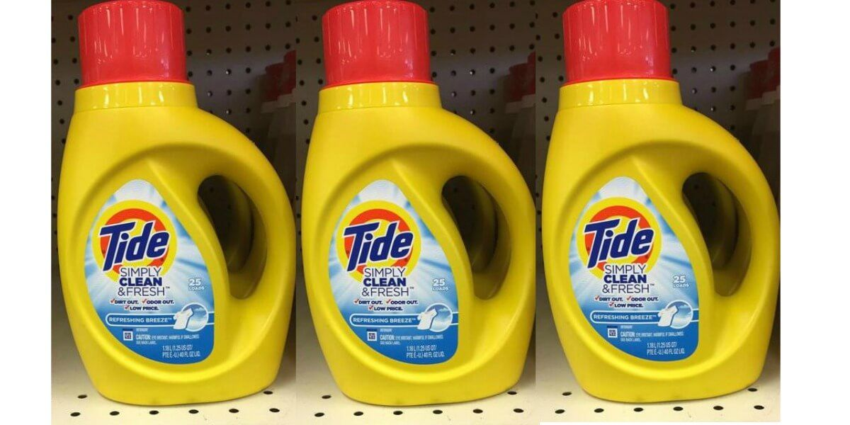 Tide Simply Downy Febreze Just 0 99 At Rite Aid Laundry