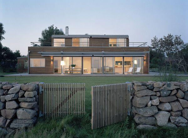 Villa torekov sweden thomas eriksson arkitekter
