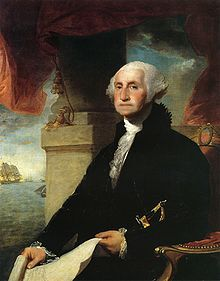 """""""There is but one straight course, and that is to seek truth and pursue it steadily"""" - George Washington"""