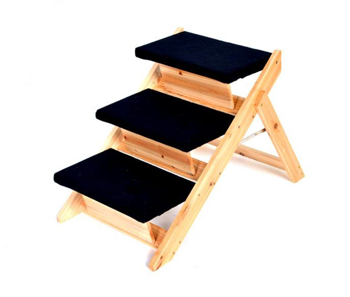 Bathroom Amusing Dog Beds Folding Stairs Puppy Cat Pet Steps Portable Tall High Amazon For Bed Car Ladder Ramp Wooden Made Petsma Dog Stairs Pet Steps Pet Ramp