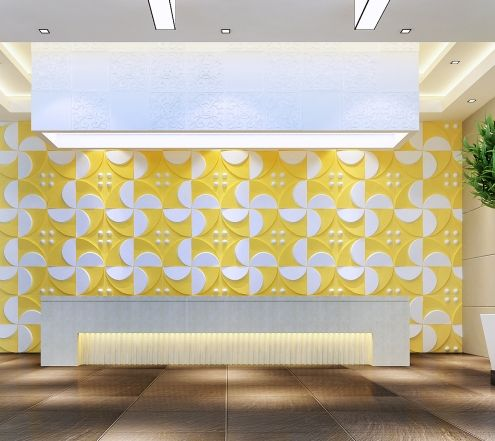3D decorative wall panels, textured wall panel designs | Wall ...