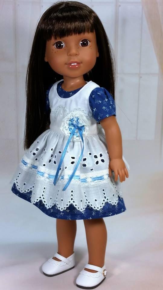 ... American Doll par Carole Turman. Modèles De Poupée Gratuit, Modèles De  Vêtements Pour Poupée, Vêtements De Fille De Poupée 30a7d3ad40d