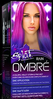 Products Splat Hair Dye Pink Hair Dye Dyed Hair Purple