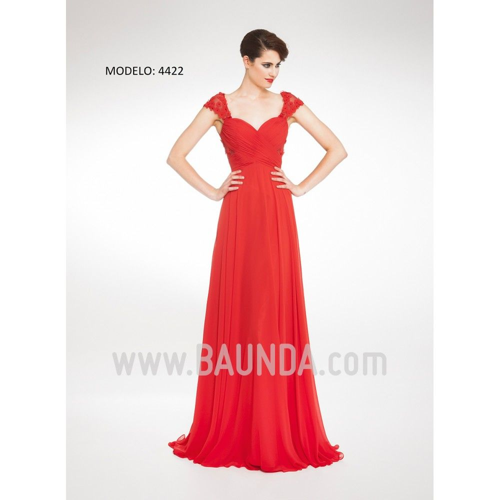 Vestido Fiesta XM 2014 4422R en Baunda C/Ayala 85, Madrid Tl 0034 914011851