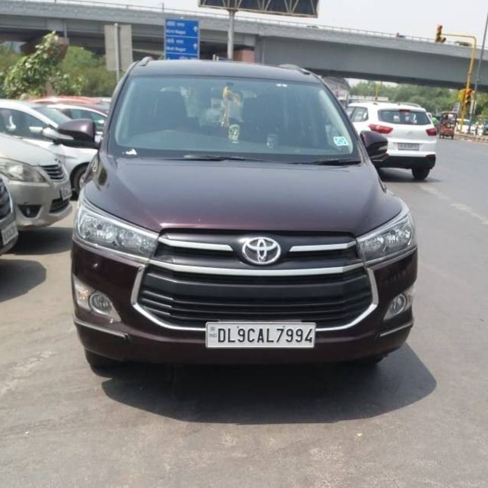 Quality Used Toyota Innova Crysta is on sale that fit in