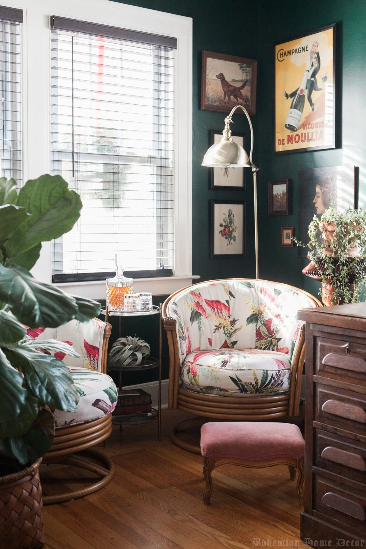 10 Laws Of Bohemian Home Decor