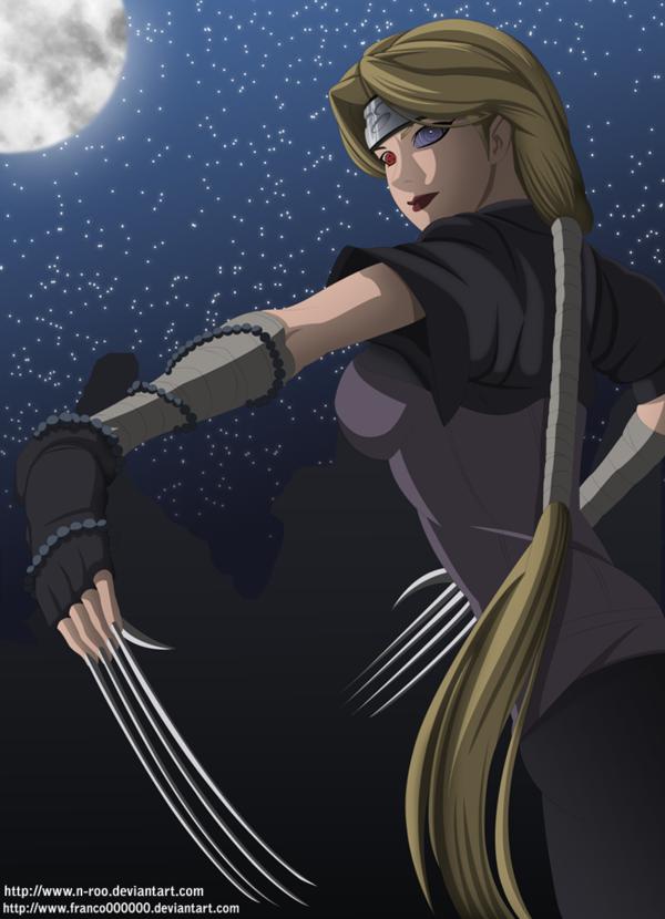 Yugito Nii by franco000000 on DeviantArt   Anime naruto ...