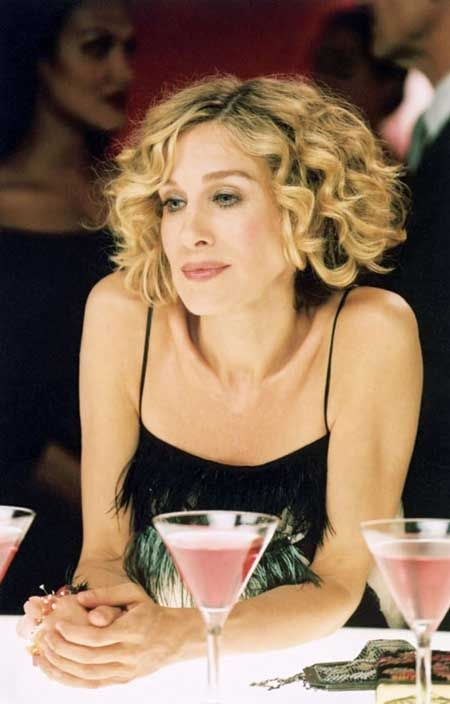 Who Does Not Remeber The Lushy Curls Of Carrie Bradshaw This Is