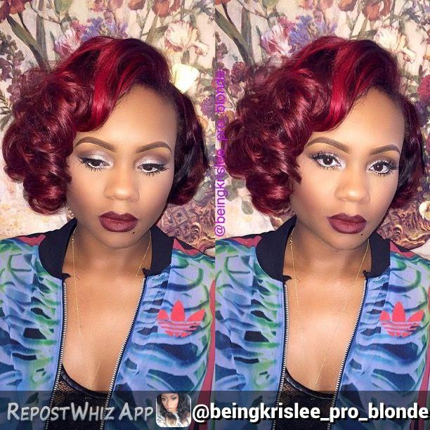 Pin By Roshelle Alford On Hair Make Up Pinterest