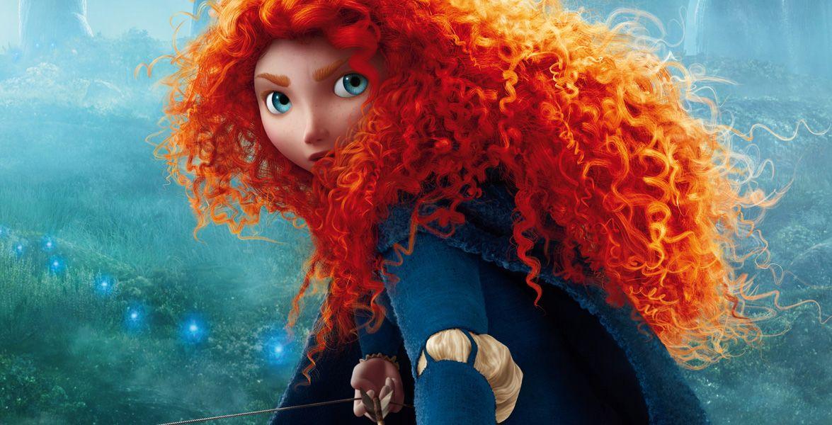 Disney Rote Haare