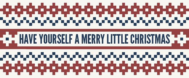 Have Yourself A Merry Little Christmas   Favorite christmas songs, Little christmas, Merry ...