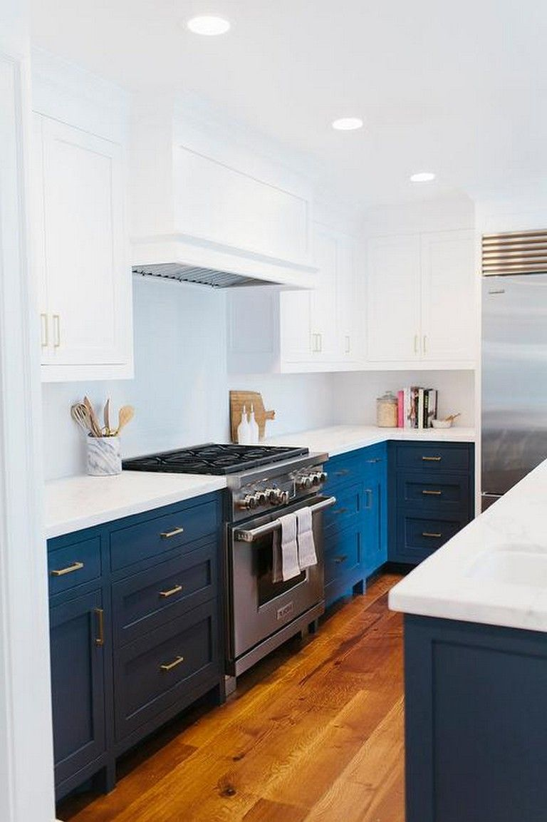 50 Admirable Kitchen Cabinets Design And Decoration Ideas Kitchen Remodel Small Kitchen Remodel Layout Farmhouse Kitchen Remodel