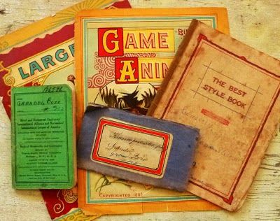 Website full of seriously fun {FREE!} vintage prints