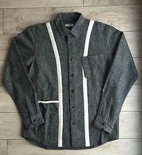 Cash Ca Shirt Wool L Engineered Garments Post Overalls Junya Watanabe