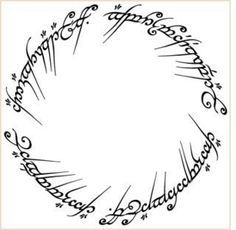 Lord of the rings symbols and meanings