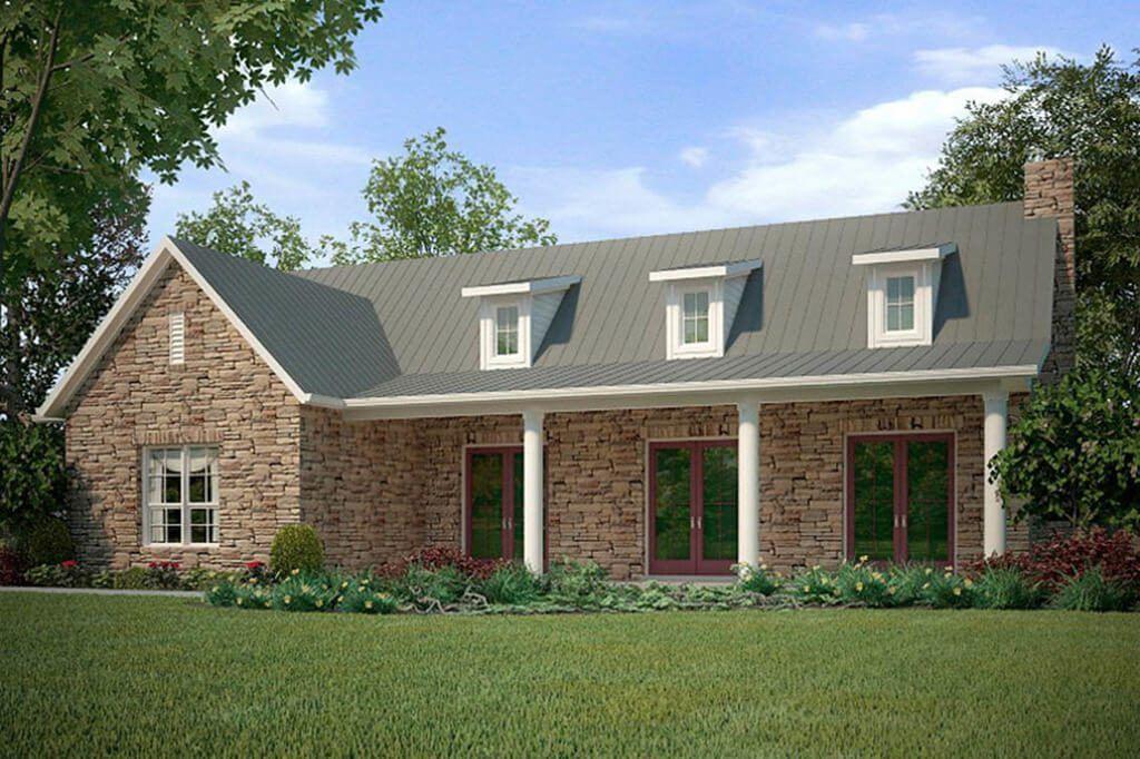 10 Best Modern Ranch House Floor Plans