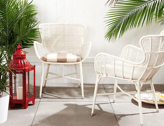 Palecek Palermo Outdoor Chair - Palecek Palermo Outdoor Chair For The Home Pinterest Palermo