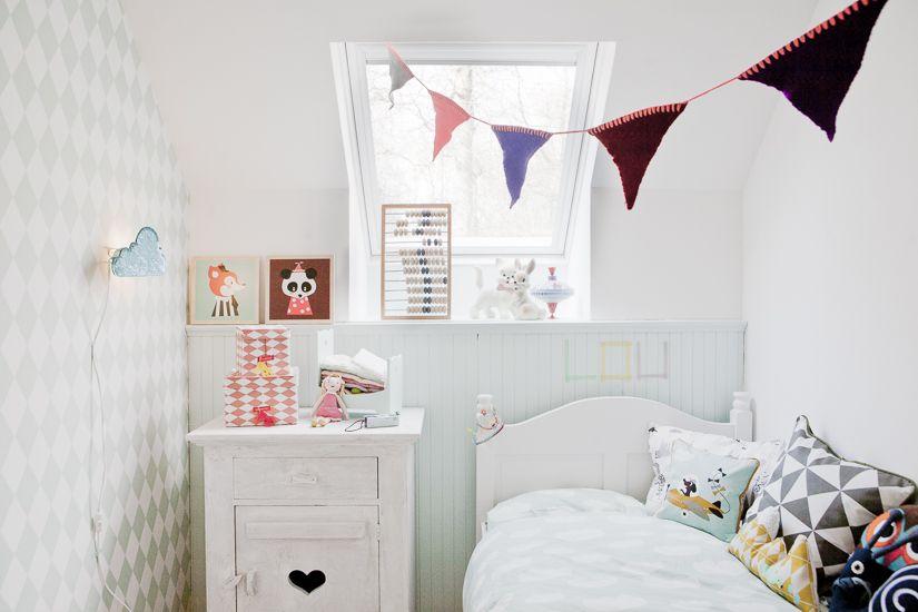 Behang Kinderkamer Zebra : Kamertje inspired by de kleine zebra behang kussentjes