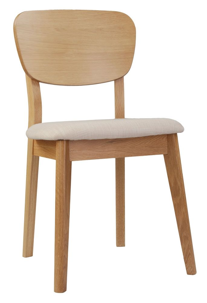 oslo dining chair available in oak or walnut you deserve the rh pinterest com